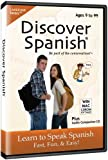 Product B001GFU6MK - Product title Discover Spanish: THE Best Way to Learn Spanish