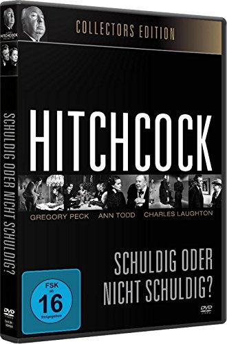 Alfred Hitchcock: Schuldig oder nicht Schuldig? (DVD)