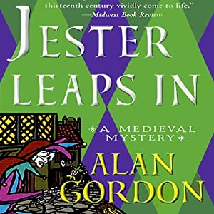Jester Leaps In Audiobook