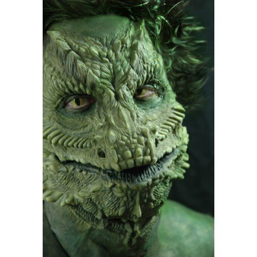 Application Face Mask for Reptile Plain by CC (Reptile Mask)