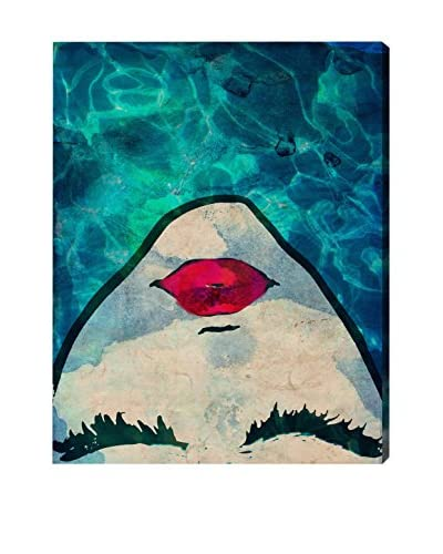 Oliver Gal Water Coveted Canvas Art