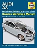 Audi A3 Service and Repair Manual: 03-08 (Haynes Service and Repair Manuals)