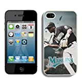 MLB Florida Marlins Iphone 4S Or Iphone 4 Case For Florida Marlins Fans By Xcase discount price 2015
