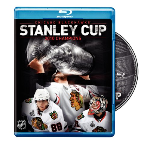 Nhl Stanley Cup Champions 2010: Chicago Blackhawks [Blu-ray] [Import]