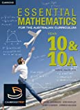 img - for Essential Mathematics for the Australian Curriculum Year 10 and 10A book / textbook / text book