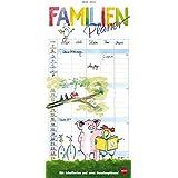 Helme Heine Familienplaner 2015: Mit Schulferien und 2 Stundenplänen