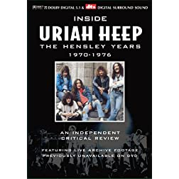 Inside Uriah Heep 1970-1976