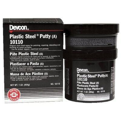 10120 4 Lbs. Plastic Stl Putty (A) - Devcon