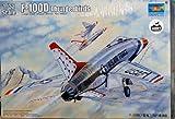 Trumpeter 1/32 F-100D Thunderbirds