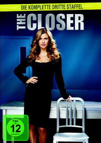 The Closer - Staffel 3 [4 DVDs]
