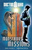 Doctor Who Book 5: Monstrous Missions (1405908041) by Green, Jonathan
