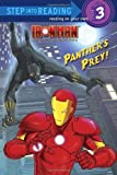 Panther's Prey! (Marvel: Iron Man) (Step into Reading)