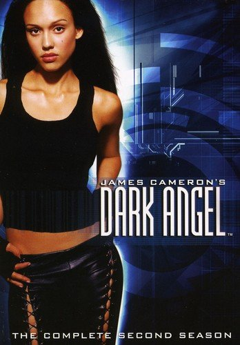 DVD : Dark Angel: The Complete Second Season (Repackaged, Slim Pack, 6 Disc, Sensormatic)