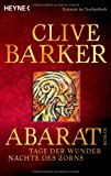 Abarat - Tage der Wunder, Nächte des Zorns: Roman