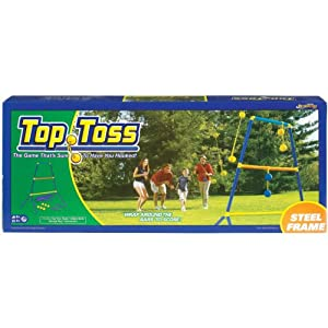 Top Toss Game-