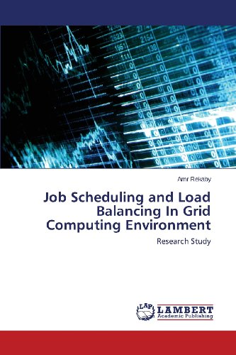 Job Scheduling and Load Balancing In Grid Computing Environment: Research Study