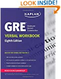 GRE® Verbal Workbook (Kaplan Test Prep) Eighth Edition