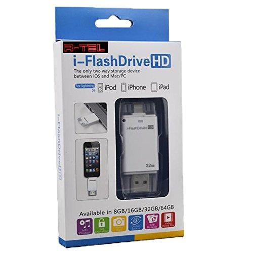 r tel iFlash Drive 32GB