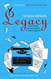 img - for Legacy: Letters from Eminent Parents to Their Daughters book / textbook / text book