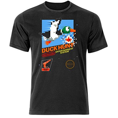 Duck Hunt Retro Nintendo Mens Retro