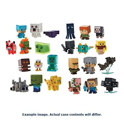 Minecraft Collectible Figures Wave 4 Singles 6-Pack from Mattel