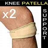 PATELLA Tendon KNEE Pain Brace Support Strap - Adjustableby GreatIdeas