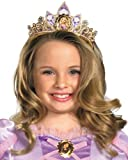 Disguise Disney Tangled Rapunzel Tiara Costume Accessory, One Size Child