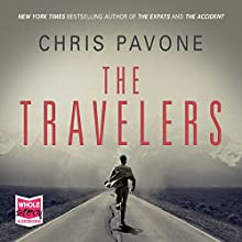 The Travelers Audiobook by Chris Pavone Narrated by Dan Russell