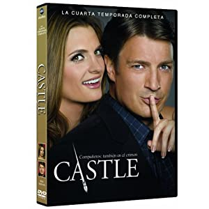 Castle - Temporada 4 [DVD]