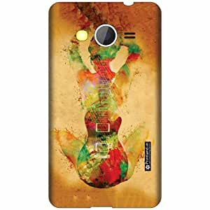 Printland Designer Back Cover For Samsung Galaxy Core 2 - Sometimes Cases Cover