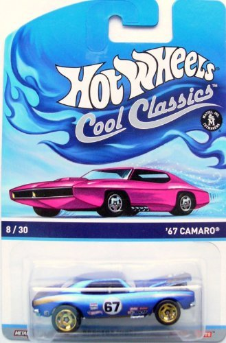 Hot Wheels Cool Classics 8/30 - '67 Camaro - 1