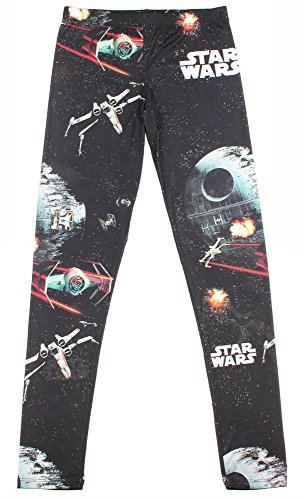 Star Wars Space Wars-Leggings multicolore xxl