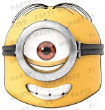 Minion Stuart Official Despicable Mask
