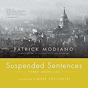 Suspended Sentences | Livre audio