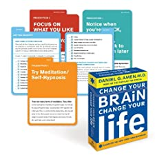 Change Your Brain, Change Your Life Deck [Cards] — by Daniel G. Amen