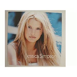 Jessica Simpson Poster Great Face Shots