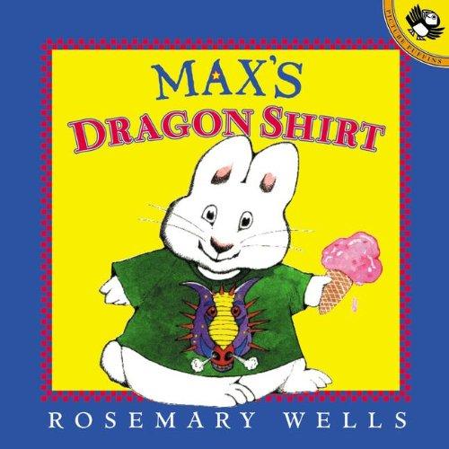 Max's Dragon Shirt (Turtleback School & Library Binding