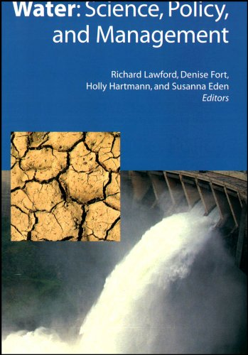 Water: Science, Policy, and Management: Challenges