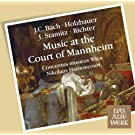 Music at the Court of Mannheim (DAW 50)