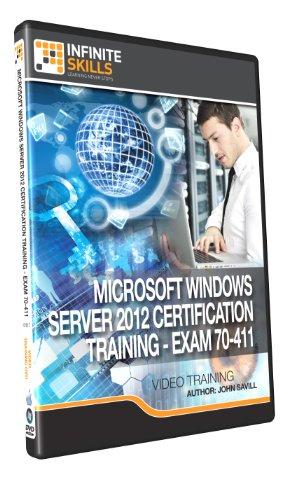 Learning Microsoft Windows Server 2012 Certification - Exam 70-411 - Training DVD