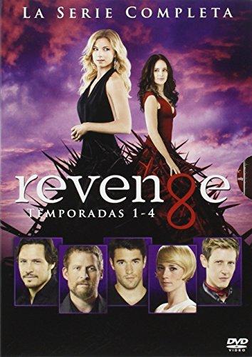Pack Serie Completa Revenge [Edizione: Spagna]