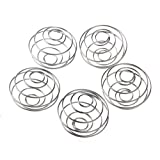 10pcs 304 Stainless steel Blender Bottle Mixing Wire Whisk Ball Cup Protein Shaker