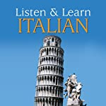 Listen & Learn Italian |  Dover Publications