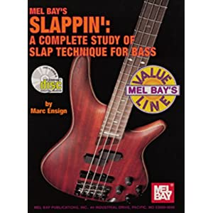 A Complete Study of Slap Technique for Bass  - Marc D. Ensign