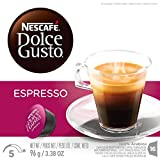 Nescafe Dolce Gusto, Espresso Coffee,( pack of 3) , 48 Count