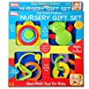 Babys Rattles   Teethers Nursery Gift Set by Funtime