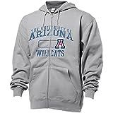 NCAA Men's Full Zip Hooded Sweatshirt