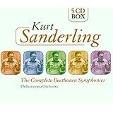 ベートーヴェン:交響曲全集(5枚組)/Kurt Sanderling; The complete Beethoven Symphonies