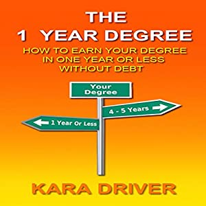 The 1 Year Degree Audiobook