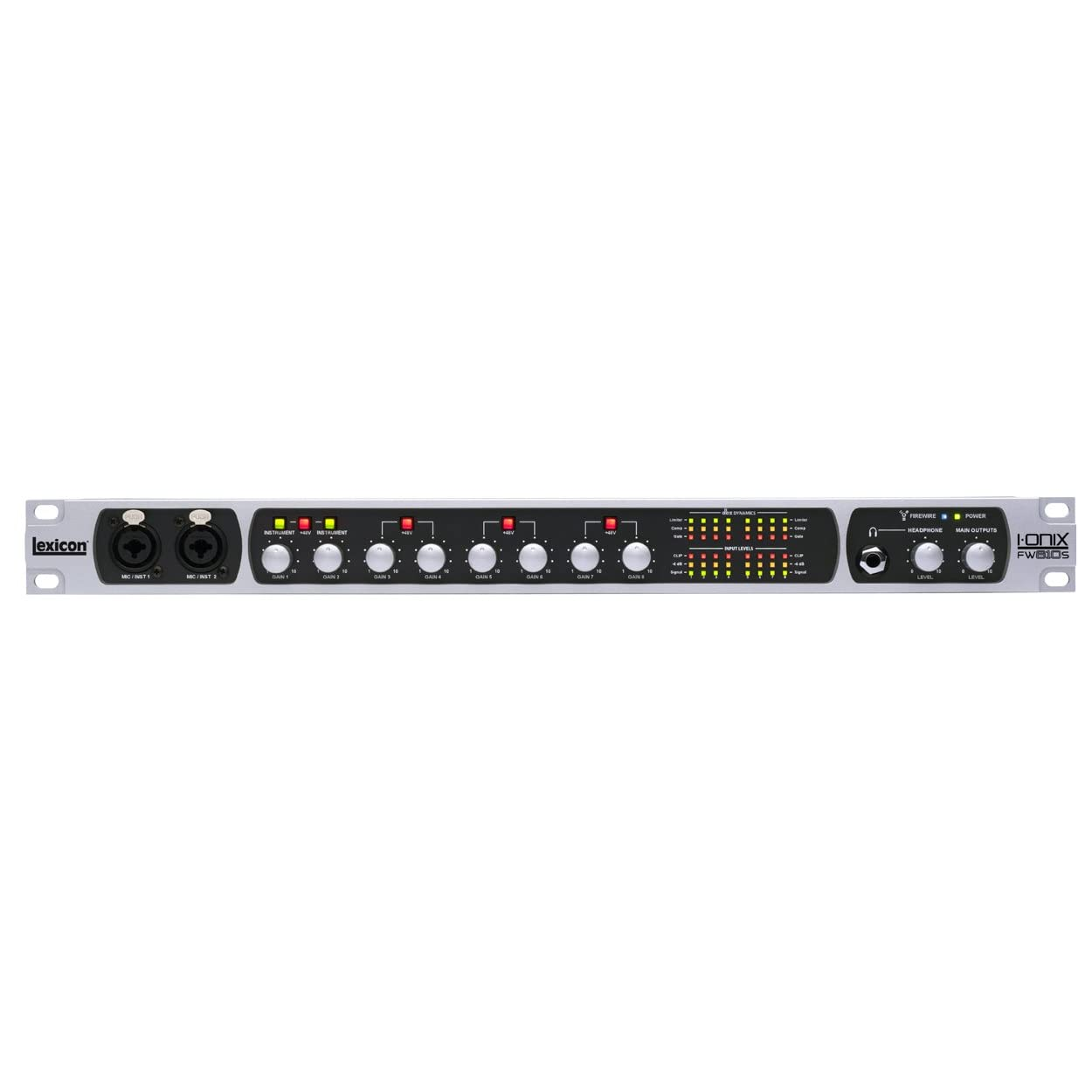 LEXICON I•ONIX FW810S FIREWIRE AUDIO INTERFACE